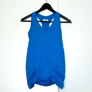 Athleta Blue Tank Top
